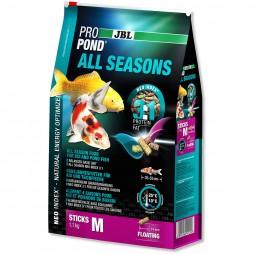 JBL ProPond Ganzjahresfutter für Koi und Teichfische