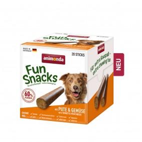 Animonda Fun Snacks mit Pute und Gemüse