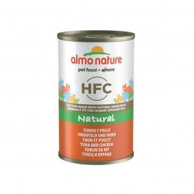 Almo Nature HFC Natural Cat Thunfisch und Huhn