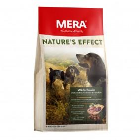 Mera Nature's Effect Trockenfutter Wildschwein