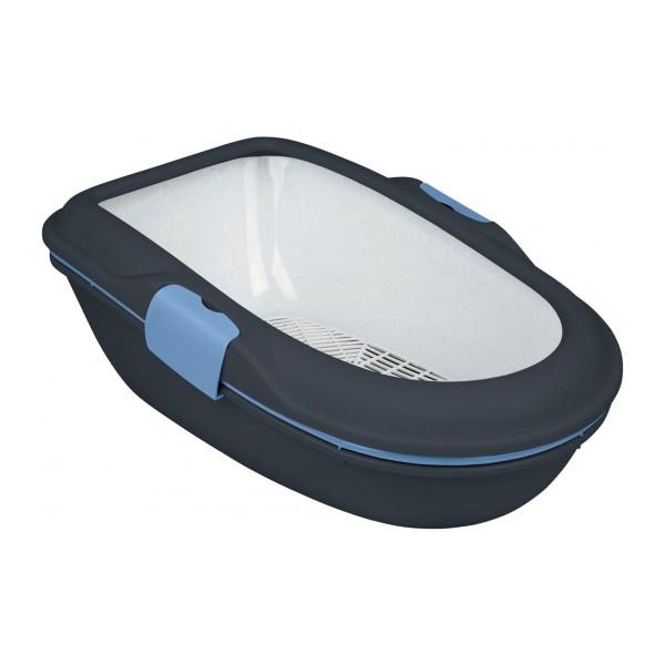 Trixie toaleta pro kočky Berto, pastelově modrá