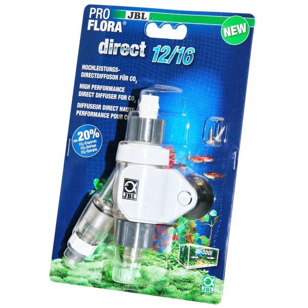 JBL CO2 Hochleistungs-Direktdiffusor Proflora Direct