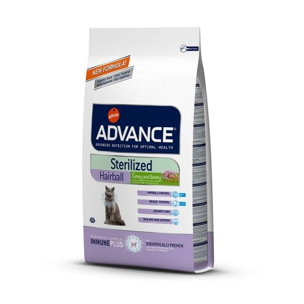 Advance Katzenfutter Sterilized Hairball