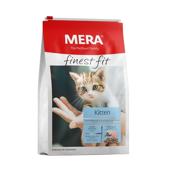 MERA finest fit Trockenfutter Kitten