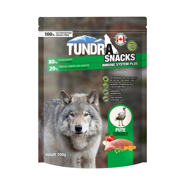 Tundra Snack Immune System Pute