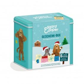 Edgard&Cooper Hund XMAS Box Dosen