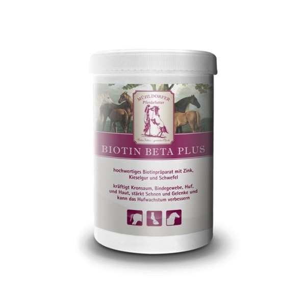 Mühldorfer Biotin Beta Plus