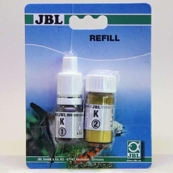 Wassertest Nachfüllreagens/ Refills - Nachfüllreagens K