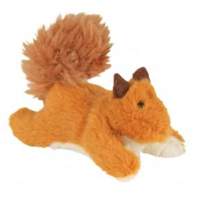 Trixie Eichhörnchen Plüsch mit Katzenminze