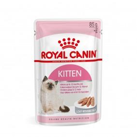 Royal Canin Kitten Loaf Mousse Paté