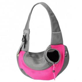 Europet Bernina Crazy Paws Sarah Tragetasche pink