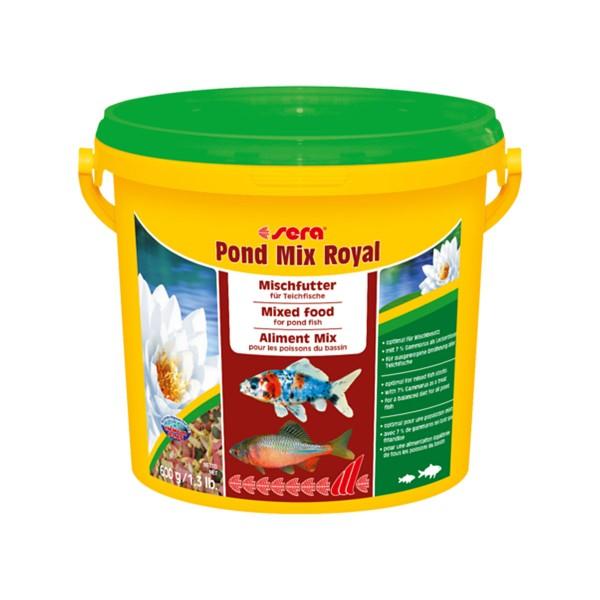 Sera Pond Mix Royal - 3,8l