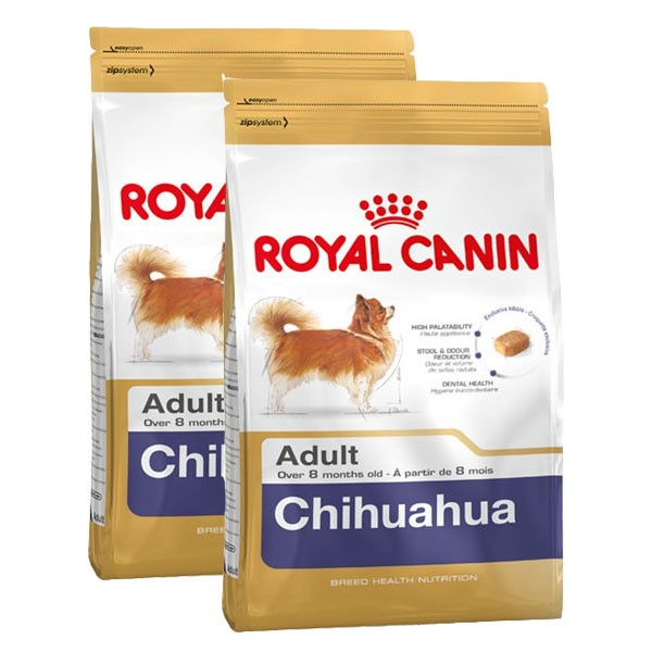 Royal Canin Chihuahua Adult Hundefutter 2x3kg