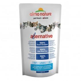 Almo Nature Alternative dry Cat Stör und Reis