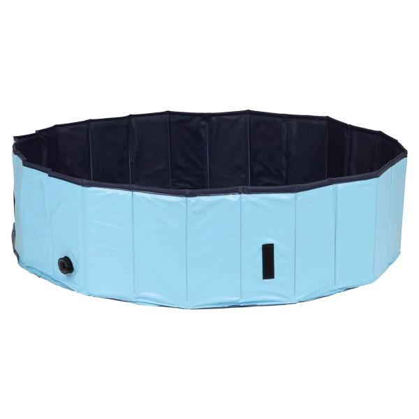 Trixie Hundepool hellblau 80x20cm