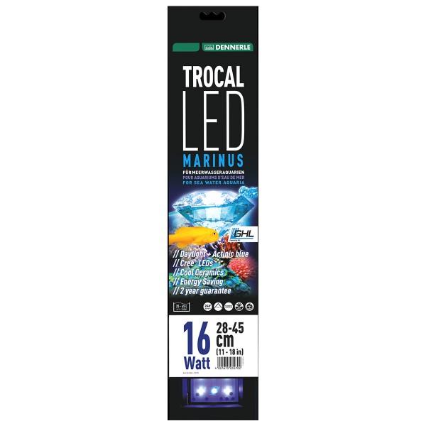 Dennerle Aquarium Beleuchtung Trocal LED Marinus 30