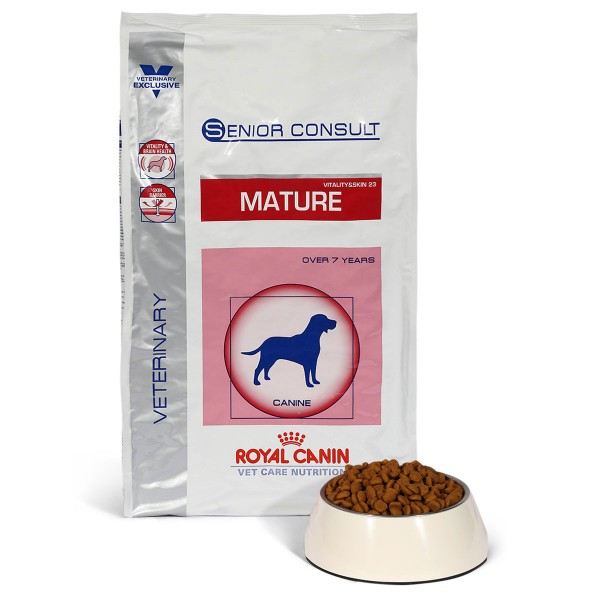 Royal Canin Vet Care Senior Consult Mature Vitality & Skin 23