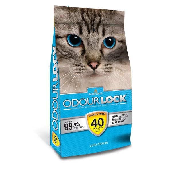 Intersand Katzenstreu OdourLock 6kg