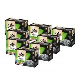 Sheba Katzenfutter Selection in Sauce Feine Vielfalt Multipack