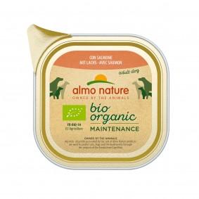 Almo Nature Bio Organic DOg mit Lachs