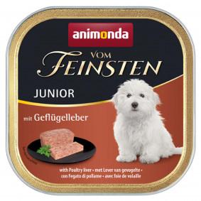 Animonda Vom Feinsten Junior mit Geflügelleber