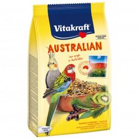 Vitakraft Australian Haupfutter für Australische Großsittiche