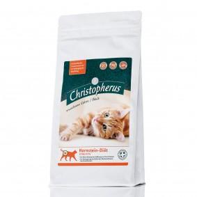 Christopherus Katzenfutter Harnstein-Diät 1 kg