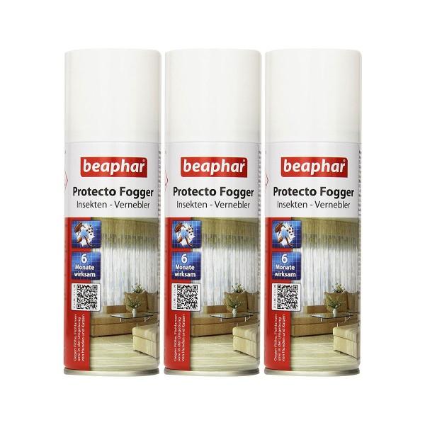 beaphar Protecto Insekten Vernebler 3x200ml