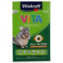 Vitakraft Chinchilla Vita Special All Ages 600g