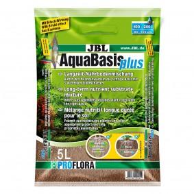 JBL AquaBasis Plus Substrat de sol enrichi en nutriments 5 l