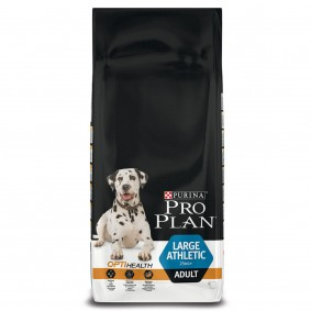 Pro Plan Large Adult Athletic reich an Huhn & mit Reis 14kg