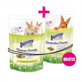 Bunny Nature Shuttle Kaninchen - gratis BASIC