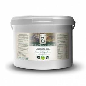 Mühldorfer Bio-Pferdefutter Natur-Mineral und Vitamine 25kg