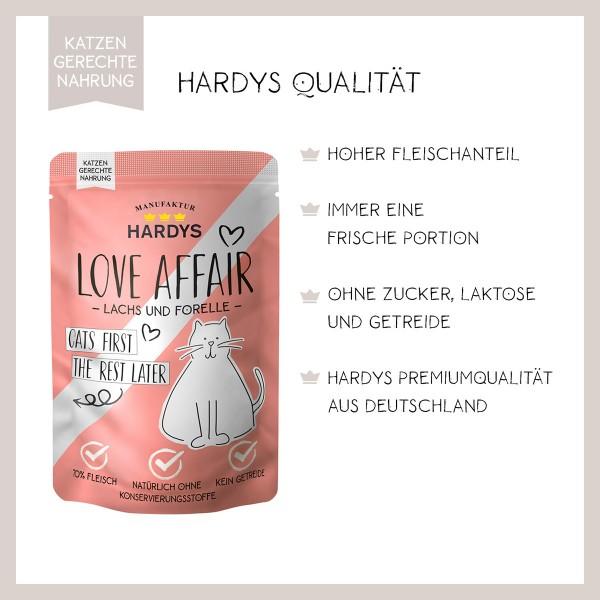Hardys Love Affair Lachs & Forelle