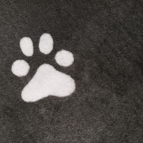 Trixie Hunde- und Katzenkissen Gino in grau