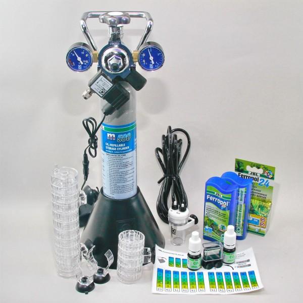 JBL CO2-Pflanzendüngeanlage Mehrweg ProFlora