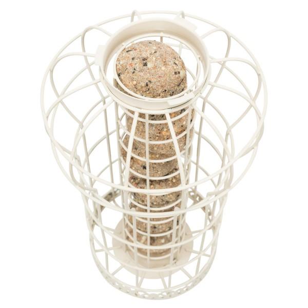 Trixie Meisenknödelhalter mit Schutzgitter - 30 cm