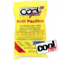Cool Fish Frostfutter Krill Pacifica - 30x100g