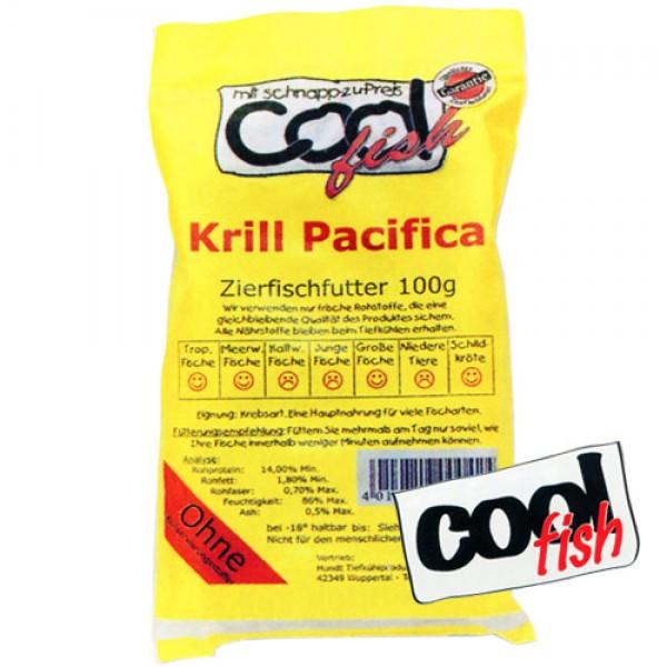 Samsung Cool Fish Frostfutter Krill Pacifica - 30x100g