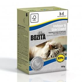 Bozita Feline Funktion Indoor & Sterilised 16x190g