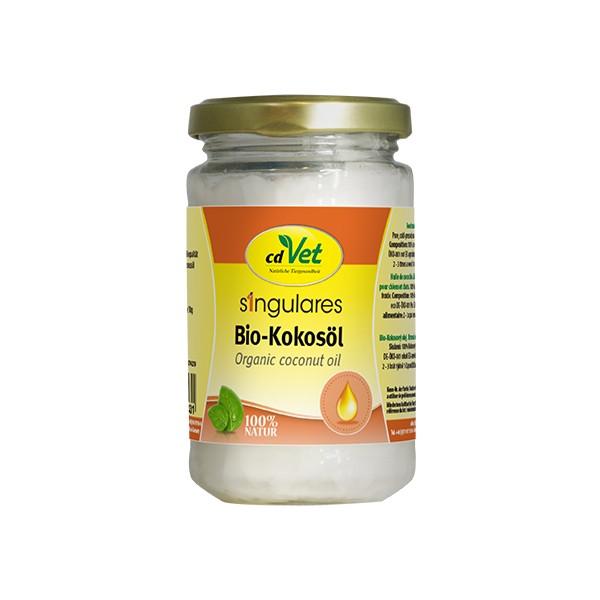 cdVet Singulares Bio-Kokosöl