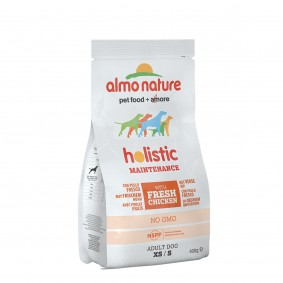 Almo Nature Holistic Small Dog mit Huhn und Reis