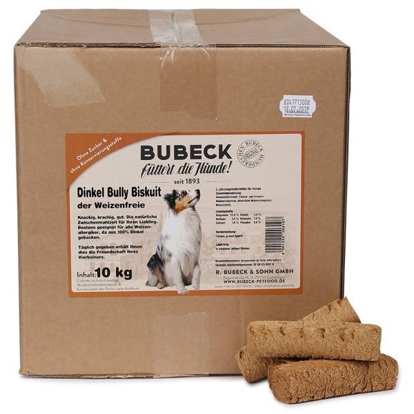 Bubeck Dinkel Bully Biskuit