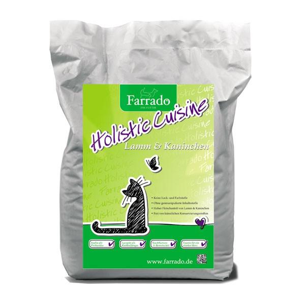 Farrado Holistic Cuisine Trockenfutter Lamm & Kaninchen